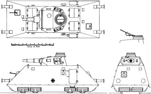 Panzer Draisine