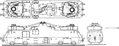 Panzerjager-Triebwagen 51