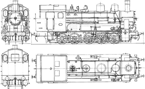 Pfalz T5 BR 94 001