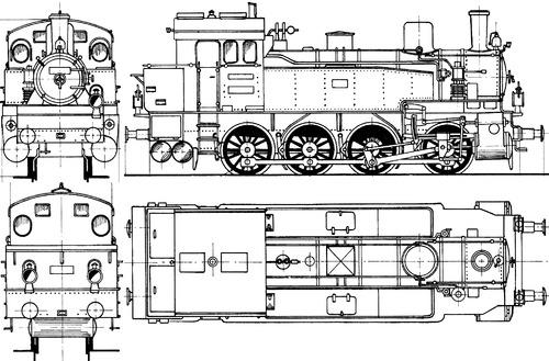 Prussian T13 BR 92 501