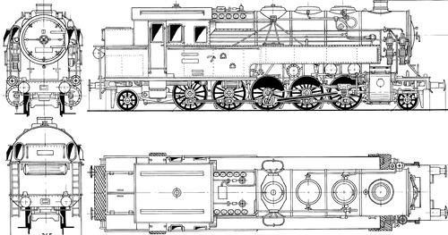 Prussian T20 BR 95 001