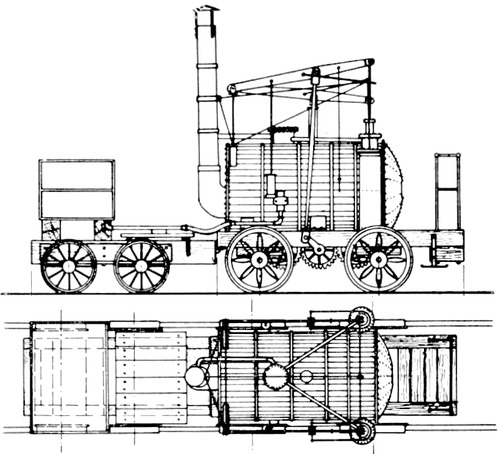 Puffing Billy 1813