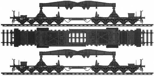 Rail Transporter for Karl-Great