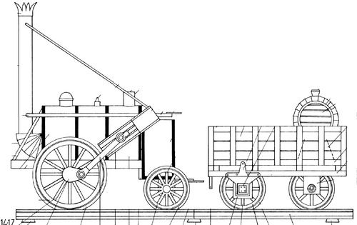 Rocket 1829