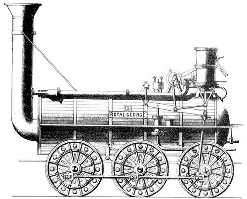 Royal George 0-6-0 1827