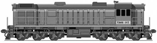 Russia - TEM 18