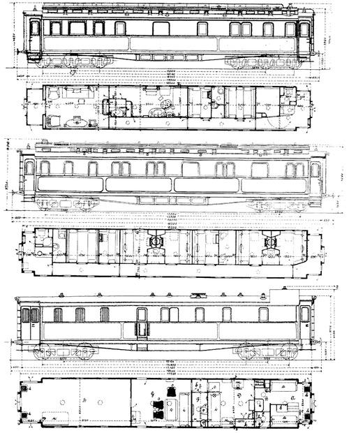 Russian Train Car