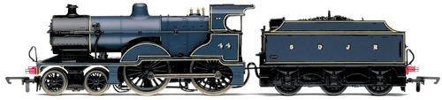 S&DJR 4-4-0 Fowler 2P Class