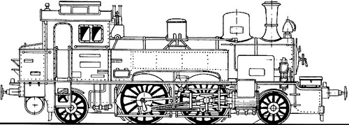 Sachs BR 71-3 IV-T a (1897)