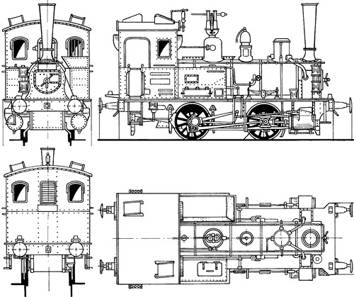 Sachs VII T BR 98 7031