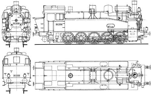 Sachs XI HT BR 94 2034