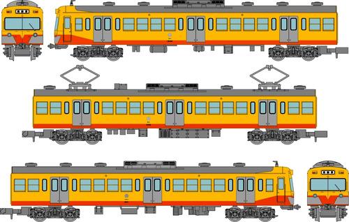 Sangi Railway Series 801 Formation 801