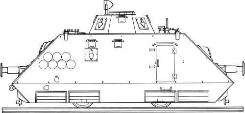 Schwerer Panzerspahwagen Infantriewagen