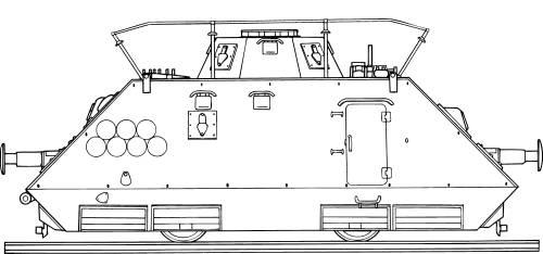 Schwerer Panzerspahwagen Kommandowagen