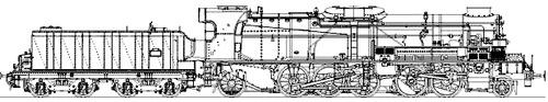 SCNF 151 A 5 HO O 71016