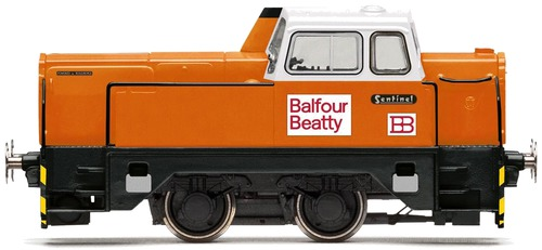 Sentinel 4wDH Balfour Beatty