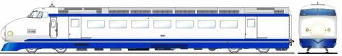 Shinkansen 0-1001