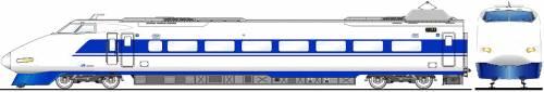 Shinkansen 122-3001
