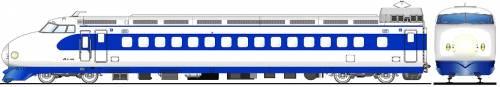 Shinkansen 21-1023