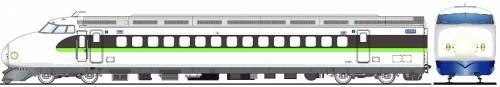 Shinkansen 21-7003