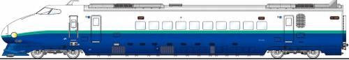 Shinkansen 221-1518