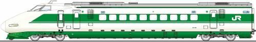 Shinkansen 221-2001