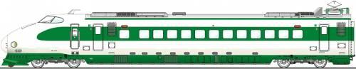 Shinkansen 222-1510