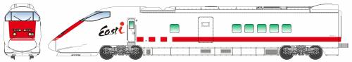 Shinkansen E926