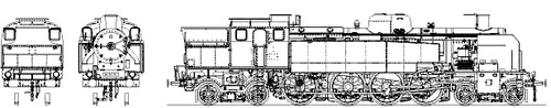 SNCF 1-242 TA 119