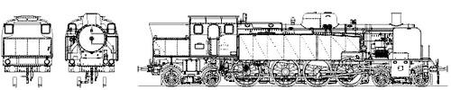 SNCF 1-242 TA 55