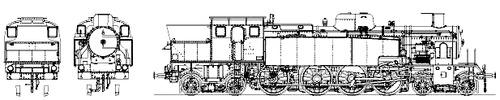 SNCF 1-242 TA 73