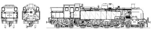 SNCF 2-242 TA 23