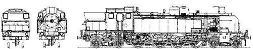 SNCF 2-242 TA 71
