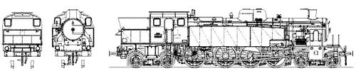 SNCF 5-242 TA 53