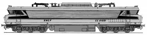 SNCF CC-21000