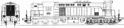 SNCS A1A A1A 62000