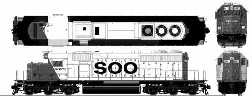 SOO 6623