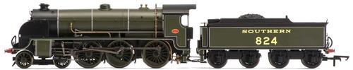 SR 4-6-0 Maunsell S15 Class