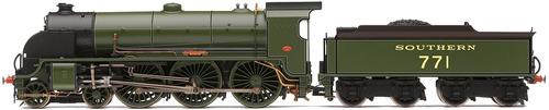 SR 4-6-0 'Sir Sagramore' King Arthur N15 Class