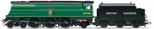 SR 4-6-2 West Country Class, No 34006