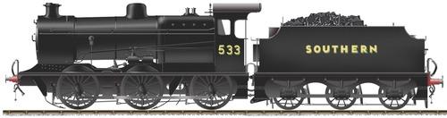 SR Class Q No 533