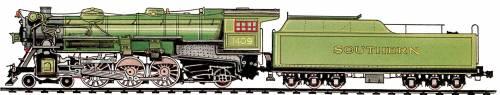 SR Ps-4 Class 4-6-2 (1926)