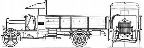 AEC 3ton (1918)