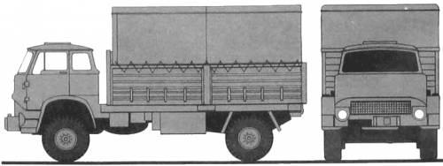 Bedford MK 4 Tonne GS