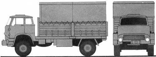 Bedford MK 4ton