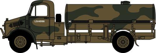 Bedford OYC Tanker 1941
