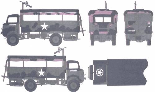 Bedford QLT 4x4