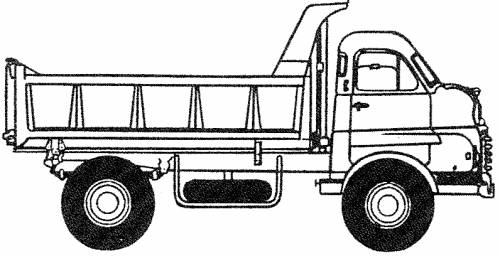 Bedford S (1957)