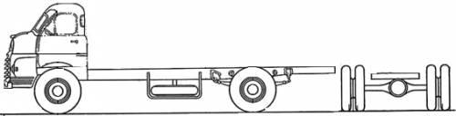Bedford Series S SLCO (1955)