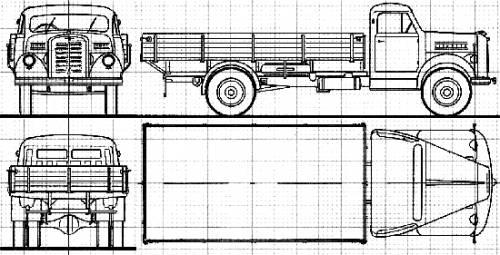Borgward B555 (1961)